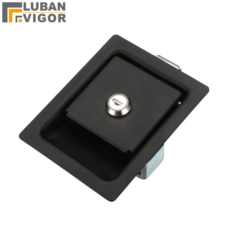 Factory outlets,MS866-3 pull panel cabinet lock,black,Box/Auto car box lock,Industrial cabinet lock kohler k 11576 loure 3 cabinet pull