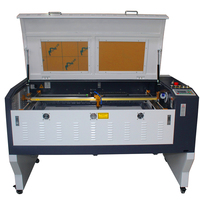 Free shipping NO Tax Shipping From 100W Co2 USB Autofocus Laser Cutting Machine With DSP System Laser Cutter Engraver Chiller