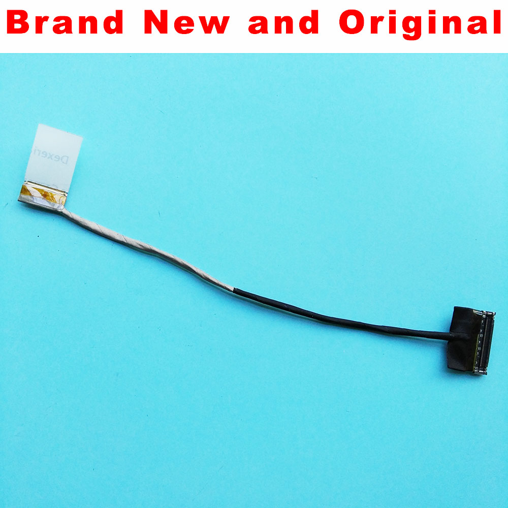 Original HD LCD  VIDEO SCREEN DISPLAY CABLE DC02002I800 0CKGJ6 NONTOUCH 30PIN