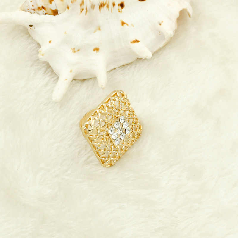Liffly Braut Geschenk Mode Afrikanischen Schmuck-Sets Big Kette Anhänger Halskette Dubai Gold Schmuck Set für Frauen