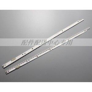 Image 2 - 2pcs x LED Backlight Strip for Samsung UA40ES6100J UE40ES5500 UE40ES5500K 2012SVS40 7032NNB RIGHT56/LEFT56 2D REV1.1 56 LEDs