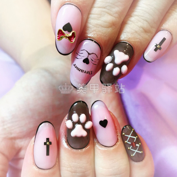 1pcslot 3d silicon angels wings bear lip nail art diy creative 1pcslot 3d silicon angels wings bear lip nail art diy creative mold decoration in nail art templates from beauty health on aliexpress alibaba prinsesfo Image collections