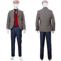 2018 Mary Cosplay Poppins Returns Costume Lin Manuel Miranda Jack Costume Men Uniform Suit Outfit Halloween Carnival Custom Made