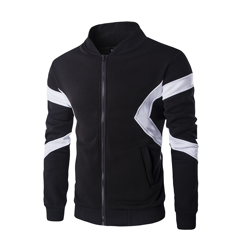 Popular Black Baseball Jacket-Buy Cheap Black Baseball Jacket lots
