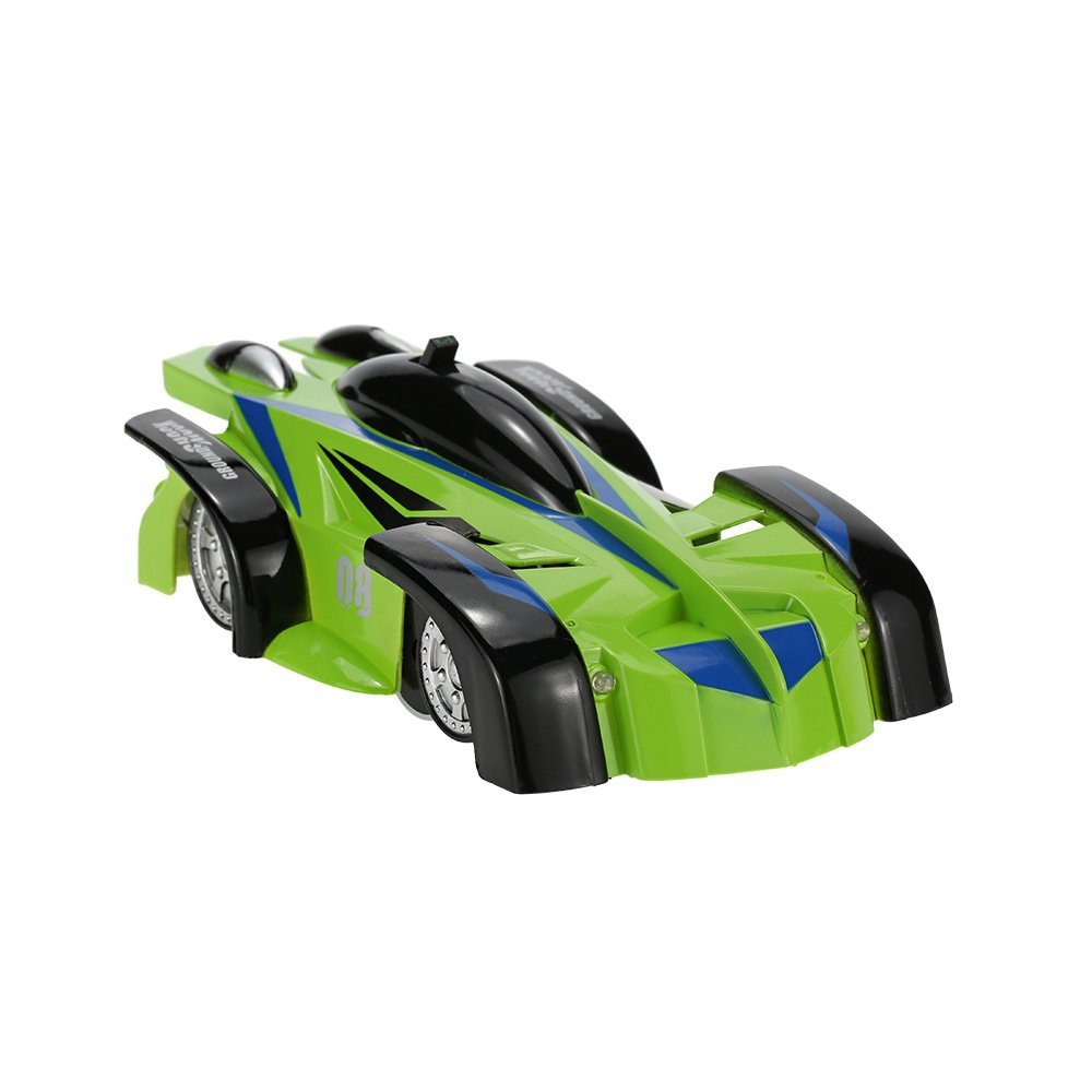 Original JJRC Q3 Mini Toys RC Car Race Anti gravity Infrared Control Wall Climbing Car