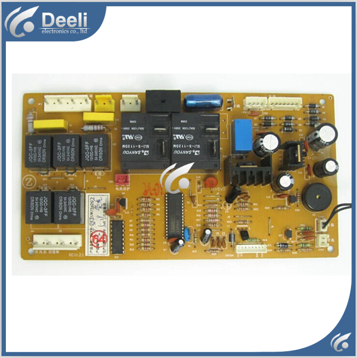 95% new good working for Chigo air conditioning computer board control board ZKF ZKFR-51LW/YaD 02 motherboard