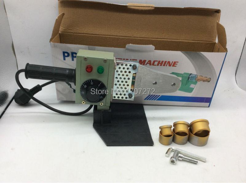 Temperature Controled PPR  Welding Machine, Plastic Pipe Welding Machine, PE Welding Machine AC 220V 600W  20-32mm