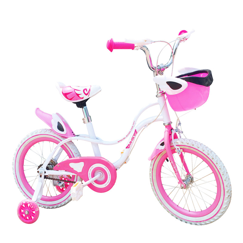 Fast Ship! Children's  Bicycle Toy Car Male And Female Baby Carriage Baby Bicycle Mountain Bike 3-7 Years Old