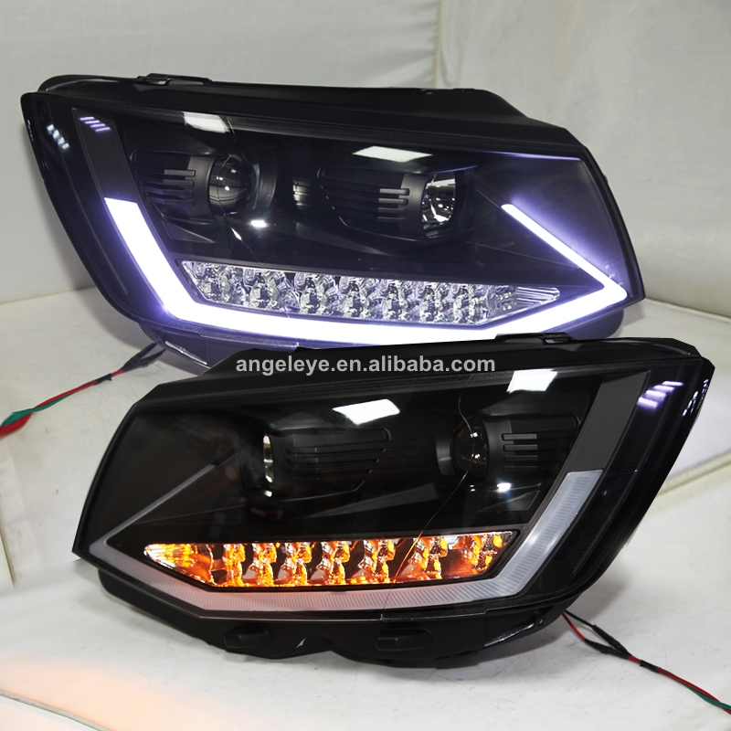 For Volkswagen Transporter T6 LED Headlight Head Lamp 2016 Year JY