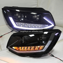 Pour Volkswagen Transporter T6 phare LED lampe frontale 2016 an JY