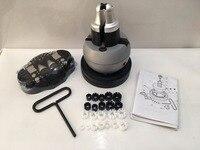 Free Shipping Jewellery Making Tools Engraving Ball Vise GRS Micro Block Ring Setting Tools Diamond Stone Setting Ball Vise