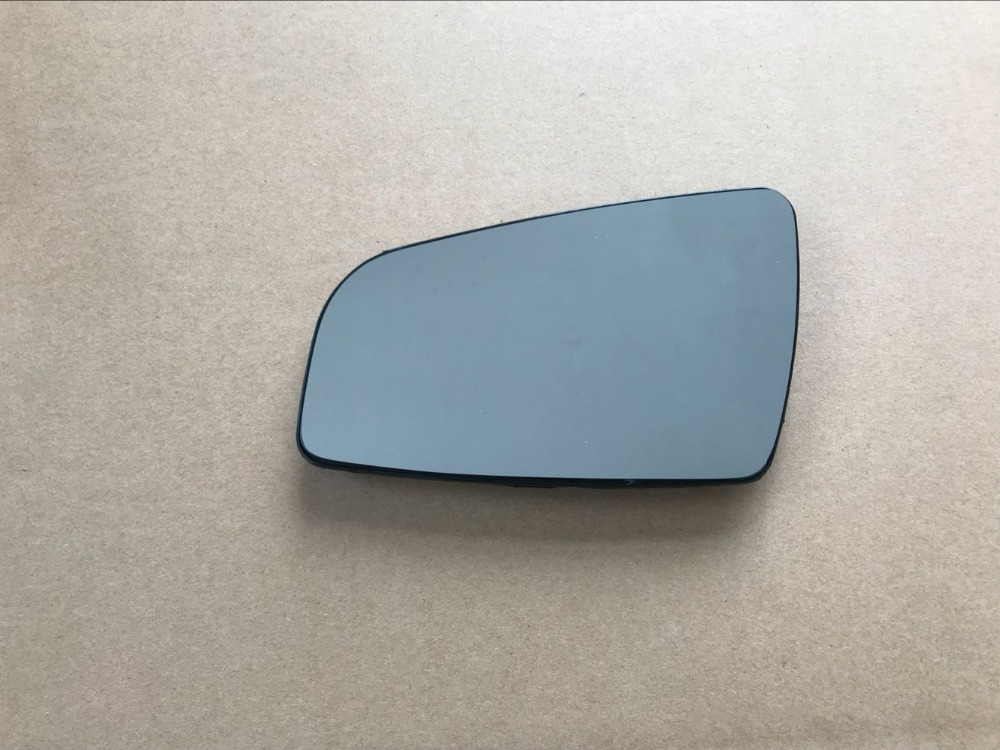 Left  Side Wing Mirror Glass HEATED CONVEX Vauxhall ZAFIRA B 2009-2014