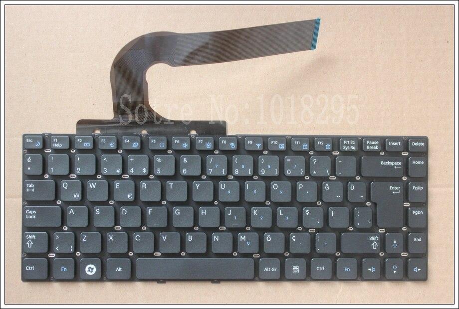 original TR Keyboard For Samsung Q430 Q460 RF410 RF411 P330 SF410 SF411 SF310 Turkey laptop keyboard