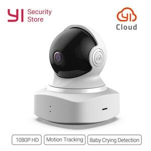 Image 1 - YI Cloud Dome Camera 1080P Draadloze IP WIFI Home Security Cam Baby Huilen Detectie Nachtzicht 360 Dekking Global ver. Cloud