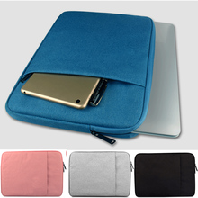 Laptop Sleeve for Macbook Pro Air 13 12 11 Case Cover Women Men 13.3 15.4 inch Laptop Bag for Mac Asus Dell HP Acer Lenovo 15.6