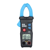 BSIDE ACM23 Smart AC Current Voltage Digital Clamp Meter 6000 Counts Multimeter LCD Baklight Display Voltmeter Ammeter Tester