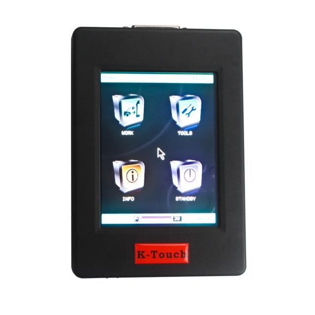 K-Touch New Genius Flash Point OBD2 Boot Master ECU Programmer K Touch OBDII MAP ECM Titanium 1.61