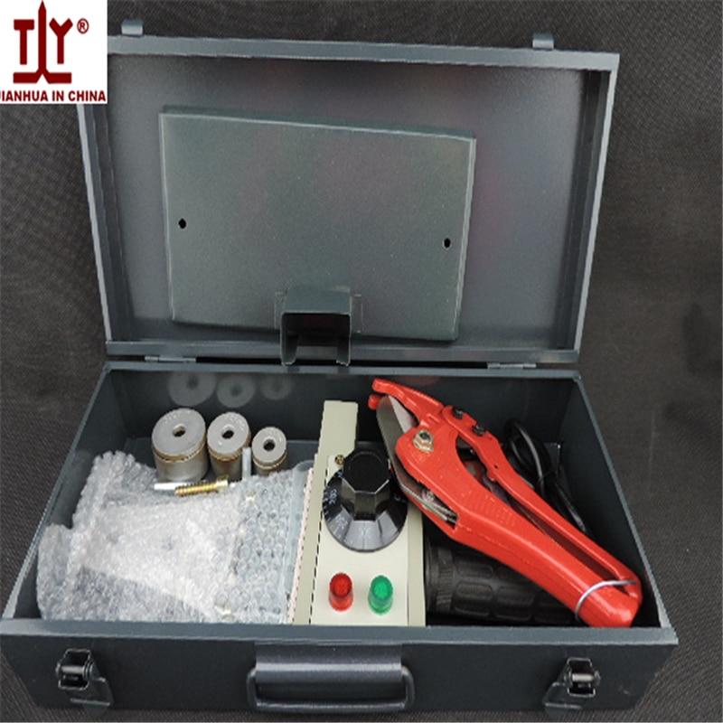 Spedizione gratuita Idraulico Strumento DN 20-32mm AC 220 / 110V 600W - Attrezzatura per saldare - Fotografia 5
