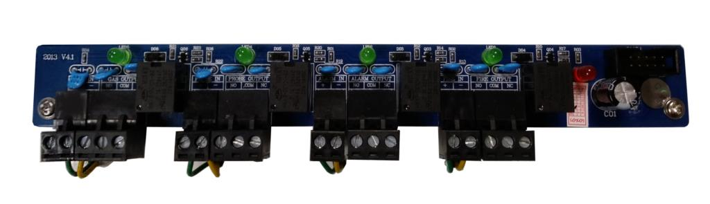 CA-3902 Linkage Control Module Interface Of Module Is Simple And Stable. With Indicator Light Of Power And Relay Output Status linkage analysis of families with inherited night blindness