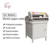 Heavy Duty eléctrico cortador de papel 450mm digital automático cortador de papel Cúter máquina Perforadoras de papel 1 unid