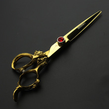 6 Inch Professional Hairdressing Hair Cutting Scissors Barber Shears styling hairdressing scissors Tools недорого
