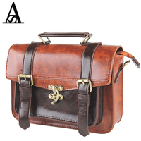 AITESEN Retro Classical Small Square Package Women Single Shoulder Messenger Famous Brand Michael Tegaote O Bag