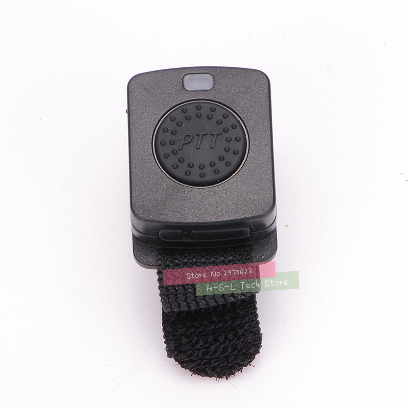 Walkie Talkie Wireless PTT Button For HB-6A HB-6B HB-780D