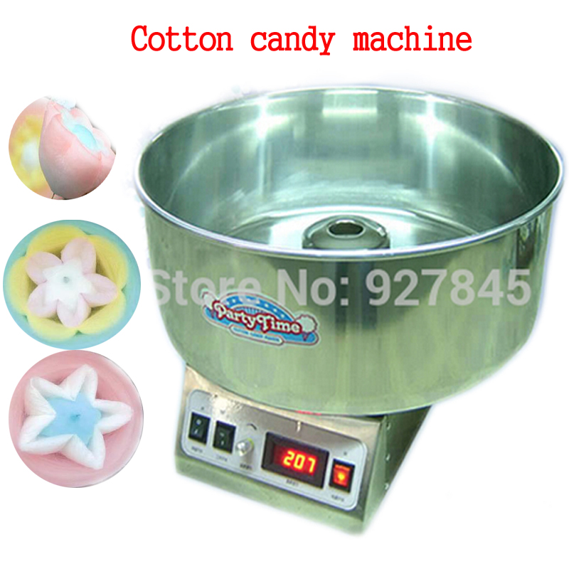 110V 220v Cotton candy machine commercial electric candy floss machinee cotton candy maker CC-3803 1pc cotton candy machine cc 3803h popular commercial cotton candy floss full electric cotton machine
