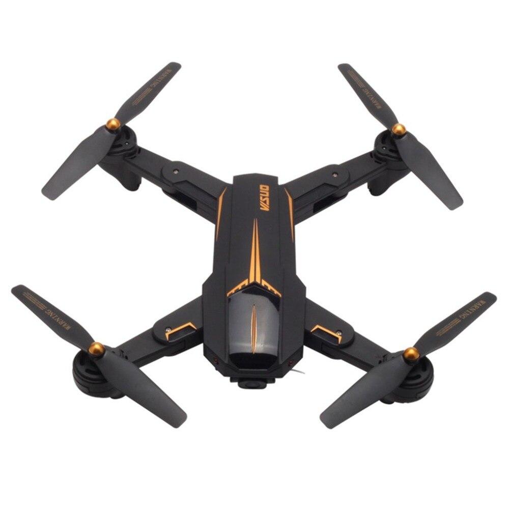 XS812 Pieghevole GPS Quadcopter RC Drone con 2MP HD della Macchina Fotografica WiFi + GPS Positoning il Mantenimento di Quota Aerei Aeromobili Kit Da Toilette 2019XS812 Pieghevole GPS Quadcopter RC Drone con 2MP HD della Macchina Fotografica WiFi + GPS Positoning il Mantenimento di Quota Aerei Aeromobili Kit Da Toilette 2019
