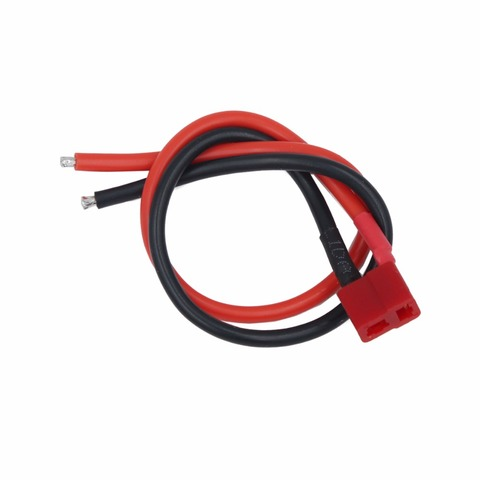 T Plug Connector Male Female with Housing 10CM Silicone Wire 12AWG FPV Parts 40%Off Lahore