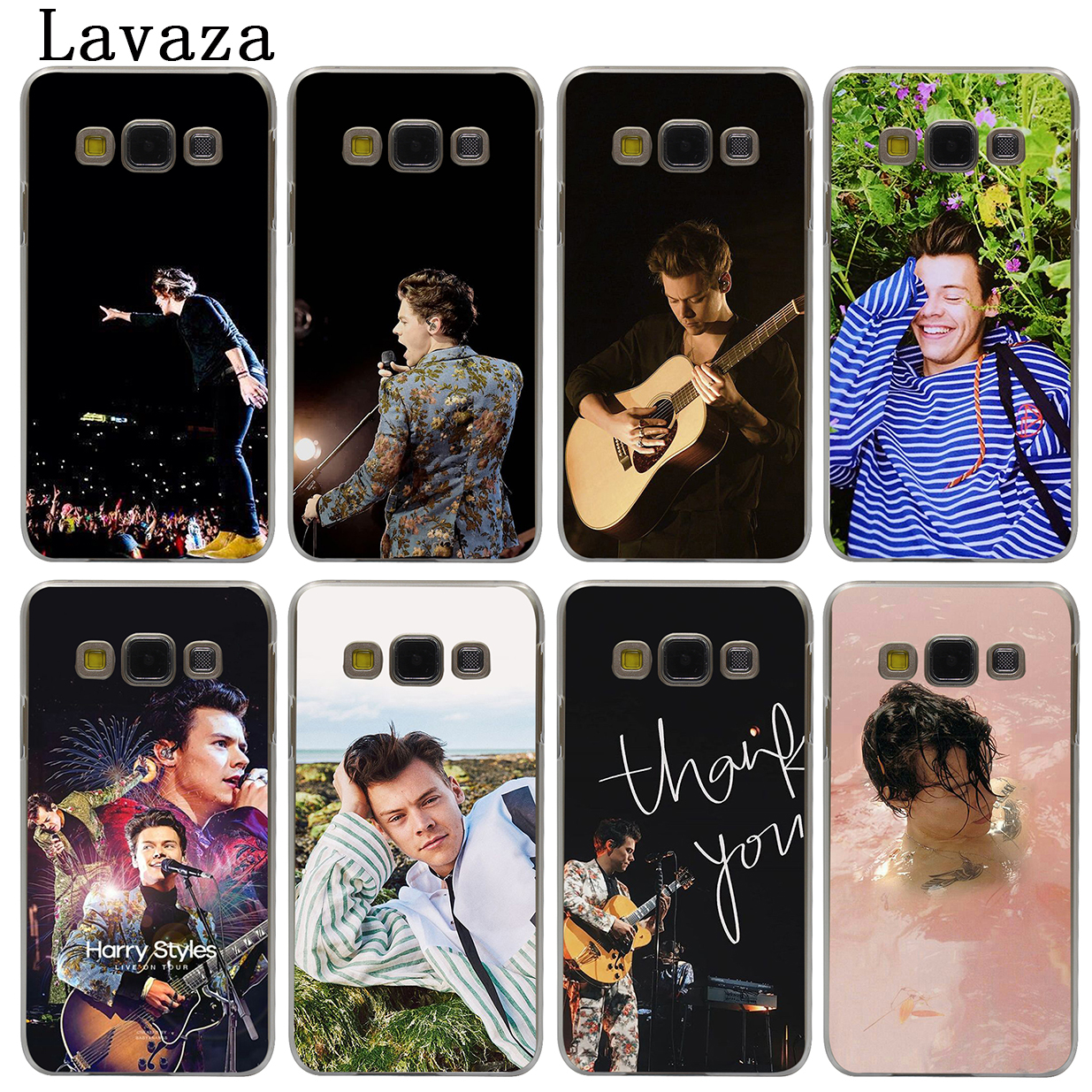 Lavaza Harry Styles Hard Cover Case for Samsung Galaxy J7 J1 J2 J3 J5 2015 2016 2017 Prime Pro Ace 2018 Cases