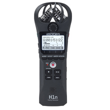 Zoom ZH1 H1 удобный портативный цифровой рекордер(черный