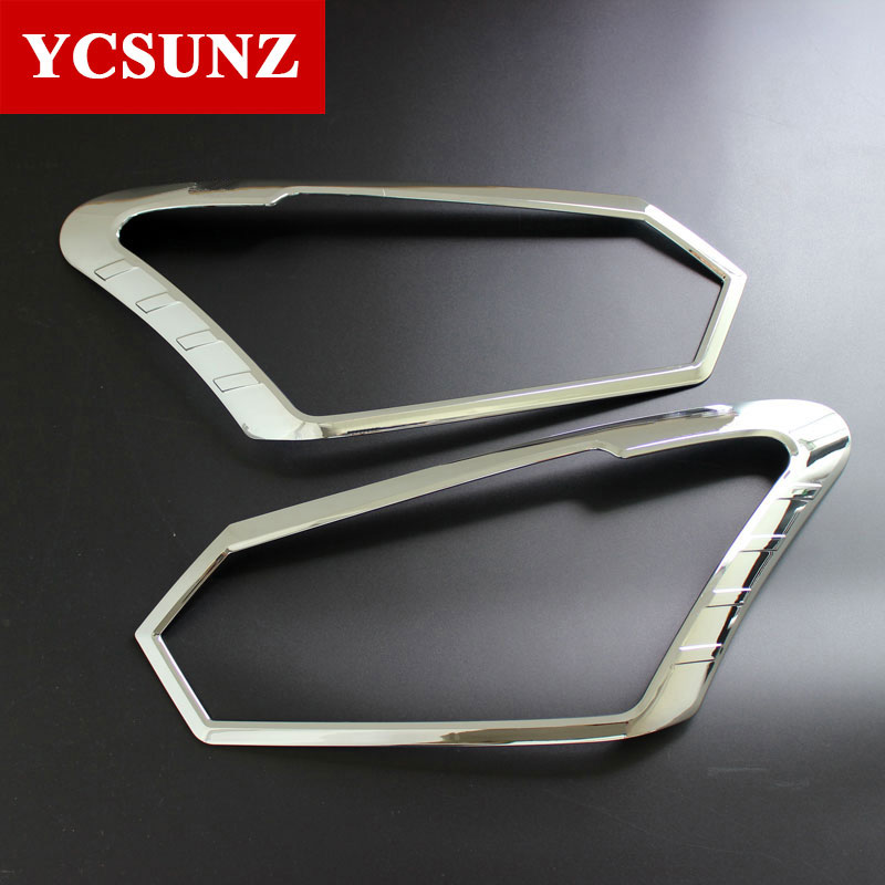 2016-2019 For Isuzu d-max Front Lights Cover For Isuzu d-max 2016 Special Decorative Parts For Isuzu Chevrolet d-max 2016 Ycsunz2016-2019 For Isuzu d-max Front Lights Cover For Isuzu d-max 2016 Special Decorative Parts For Isuzu Chevrolet d-max 2016 Ycsunz