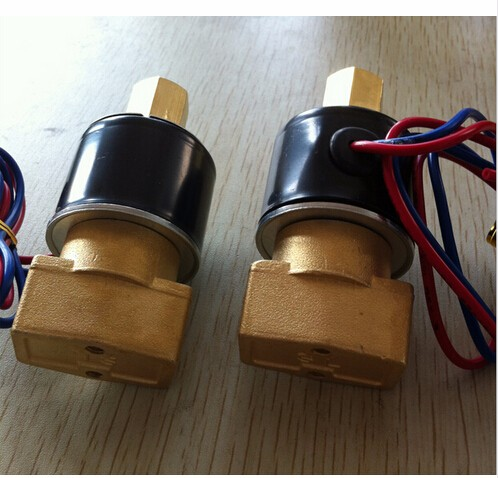 1/8 3/2 way solenoid valve DC12V ,DC12V,DC24V,AC24V,AC110V,AC220V,AC36V,AC380V solenoid valve water 2w350 35 dc12v dc24v ac110v or ac220v
