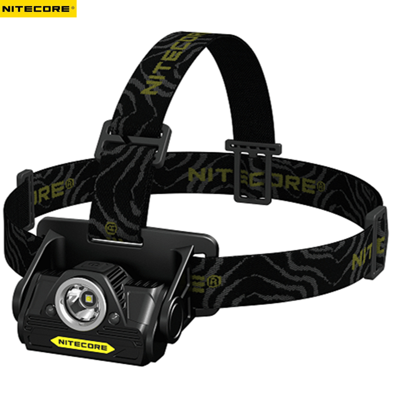 LED Headlamp NITECORE HA20 CREE XP-G2 black max.300 lumens beam distace 110 meters waterproof headlight for outdoor sports fenix cree xp e2 r5 led 450lumens 4aa batteries headlamp headlight