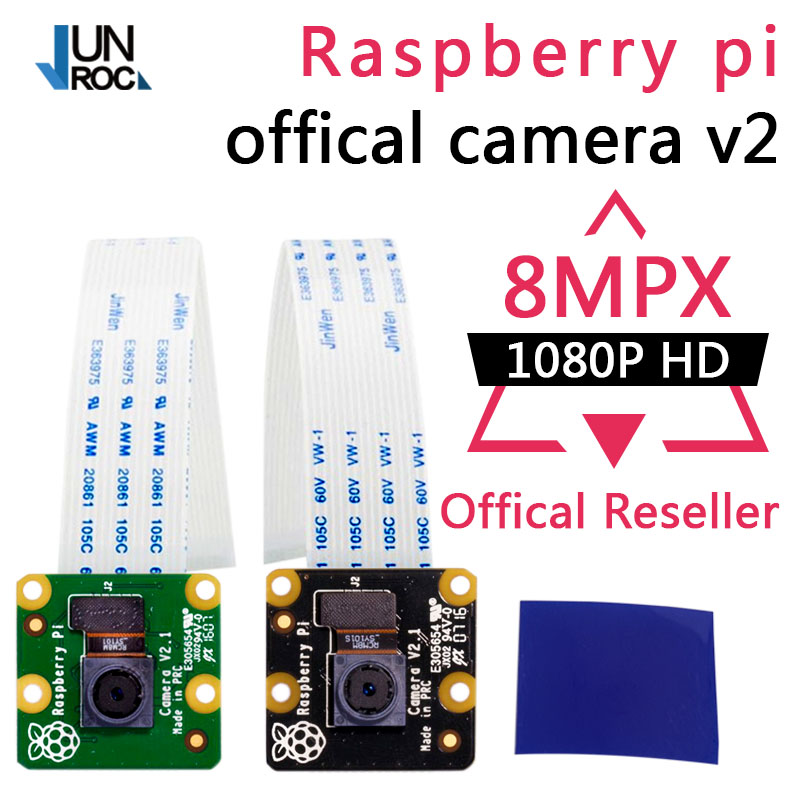 New Original Raspberry Pi 3 Model B/B+ Plus Camera V2 & PiNoir Camera V2 Video Module 8MP