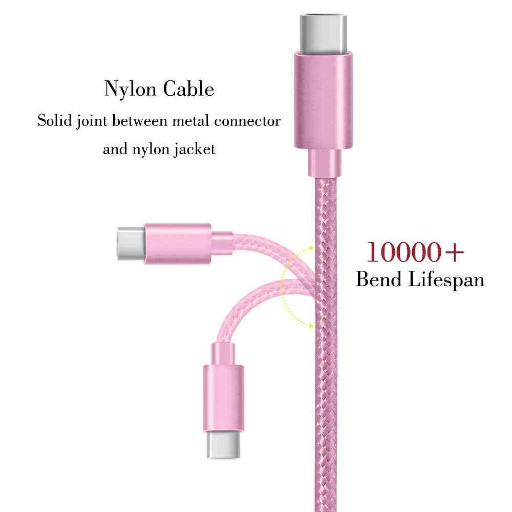 0,25 M kurze 1/2/3 meter lange USB Typ C USB Schnelle Ladekabel für Meizu Pro 7 6 S 6 5 MX6 Xiao mi mi 8 SE 6X mi A1 5X mi x 4C 4 S
