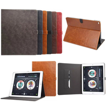 For iPad Pro 12.9 Case Luxury PU Leather Stand Tablet Accessories