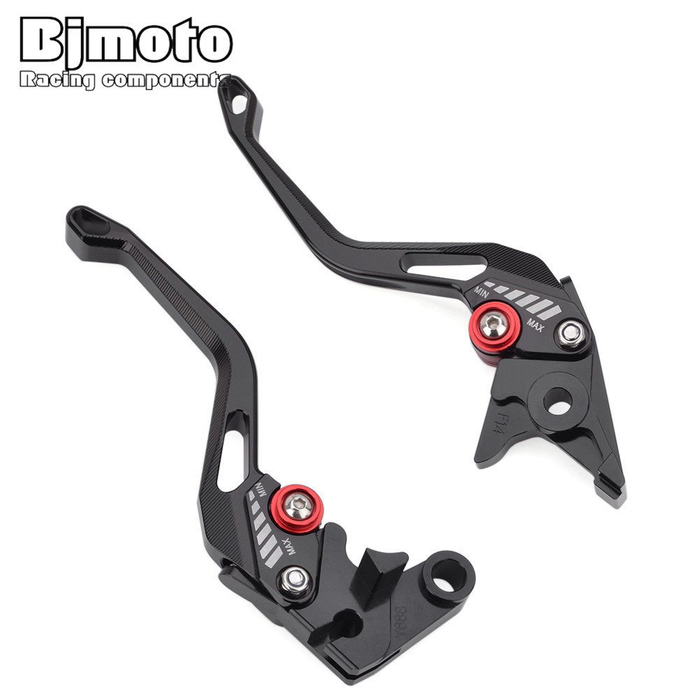 BJMOTO 2018 New Motorbike Brakes Lever CNC Adjustable Brake Clutch Levers For Ducati 796 696 400 620 695 MONSTER S2R 800 ST4S cnc long brake clutch levers for ducati 400 monster 620 695 696 796 monster s2r 800