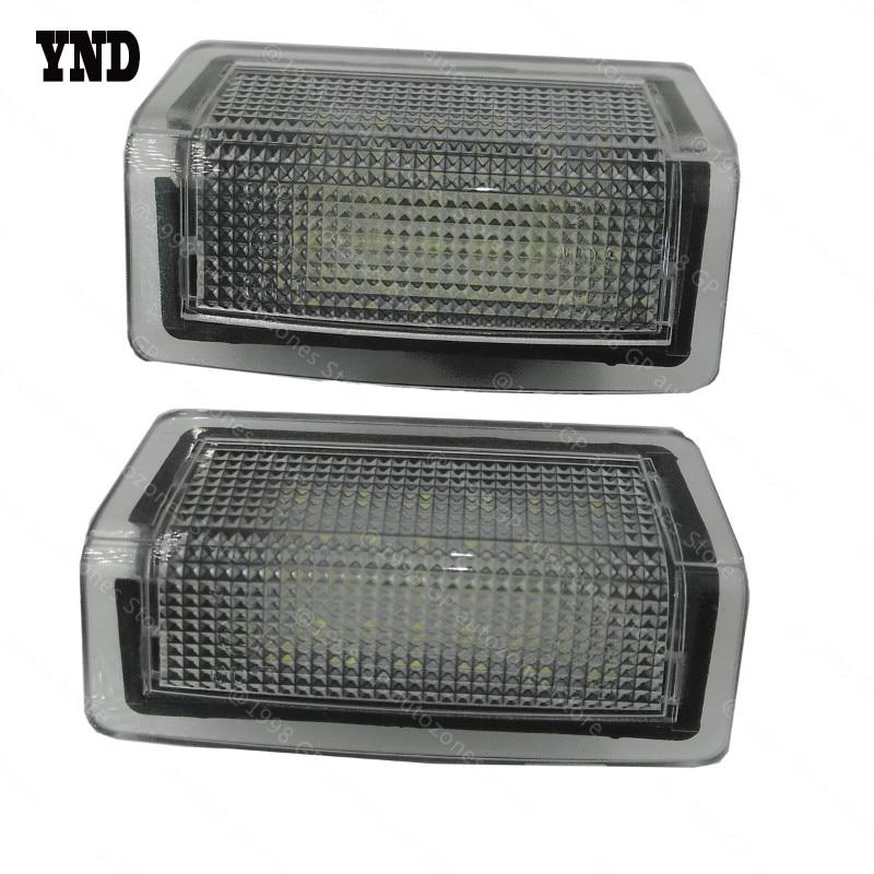 YND For Mercedes-Benz W176 W246 W204 W212 W166 LED Door Courtesy Light