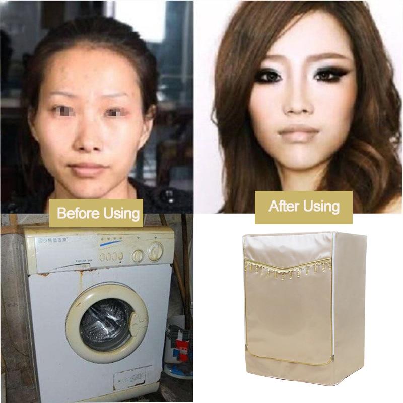 """""""Flora"""" atsparus UV spinduliams skalbimo mašinos dangtis - Buitiniai prekes - Nuotrauka 4"""