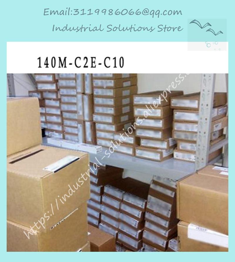 NEW 140M-C2E-C10 industrial control PLC module new 2080 tc2 industrial control plc module