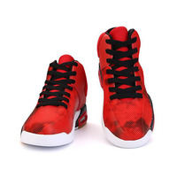 2015 New Man Fashion Of Basketball Shoes Cushioning Sneakers For Men Training Mesh Breathable And Comfortable