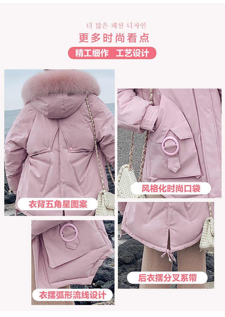 Femme Parka veste décontractée automne hiver manteau à capuche veste d'hiver femmes manteaux de fourrure femmes vestes d'hiver et manteaux 2019