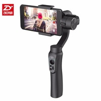 ZHIYUN Smooth Q Three Shaft Stabilizer Handheld Professional Motion Camera Stabilizer For Outdoor Sports Camera