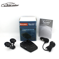 Factory Price Car Detector Wholesale Radar Detector Car Alarm Detector Radar With Russian Voice STR 535