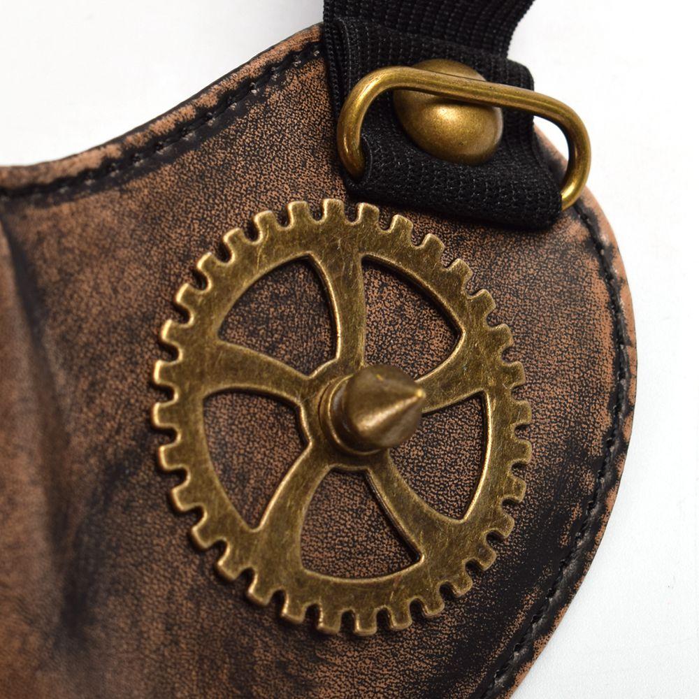 steampunk muzzle gear