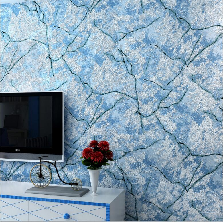 Natur Marmor sandstein Riss Textur Design Tapeten Rolle/3D tapeten ...