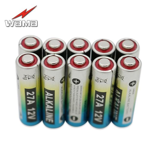 e72b7c894d7 15 pçs lote Bateria 27A 12 V MN27 GP27A A27 L828 Bateria Para Campainha  Pilhas