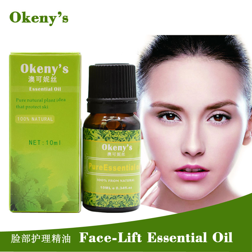 Essential Oil Persevering Okenys New Professional Face-lift Essential Oil Firming Powerful V Line Face Lifting Shaping Slimming Creams Burning Fat Neck Beauty & Health